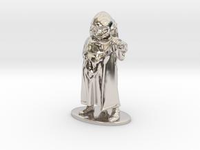 Dungeon Master Miniature in Platinum: 1:55