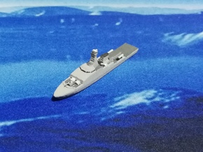 Khareef-class corvette, 1/1800 in White Natural Versatile Plastic