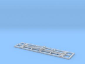 RNAD Underframe - 009 in Smooth Fine Detail Plastic