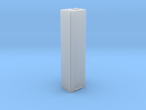 Seven World Trade Center - New York (1:4000) in Smooth Fine Detail Plastic