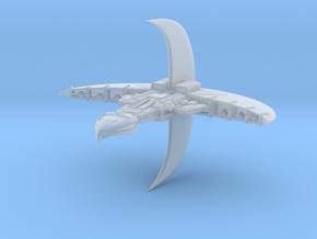 Centauri Republic Vorchan Cruiser 22mm  in Smooth Fine Detail Plastic