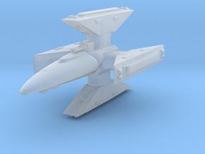 Centauri Republic Kuati Gunship 25mm in Smooth Fine Detail Plastic