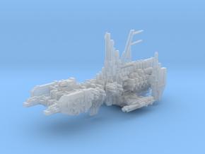 Evil Strike Cruiser mk.2 in Smooth Fine Detail Plastic