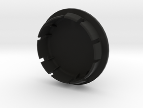 VW FELGENDECKEL_1 indiv. bis 3 Zeichen beschreibba in Black Natural Versatile Plastic