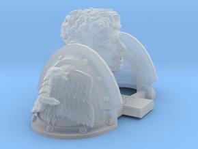 Markiplier head 1 in Smooth Fine Detail Plastic