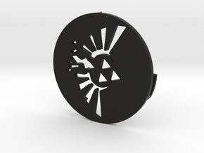 N_S_JoyCon 1 in Black Natural Versatile Plastic