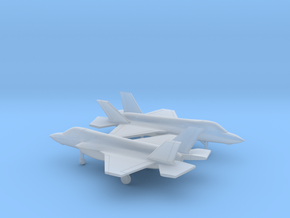 Lockheed Martin F-35B Lightning II in Smooth Fine Detail Plastic: 1:350
