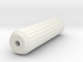 Replacement Part for Ikea DOWEL 101350 in White Natural Versatile Plastic