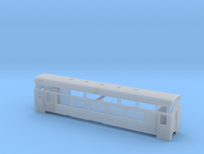 RhB A 1273-1275 in Smooth Fine Detail Plastic: 1:150