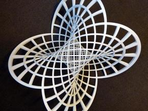 Clifford Torus (Very Large) in White Strong & Flexible