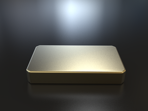 The Gold Bar in 14K Yellow Gold