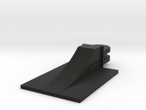 SmartPhone GoPro Mount Adapter (Side Tilting) in Black Natural Versatile Plastic