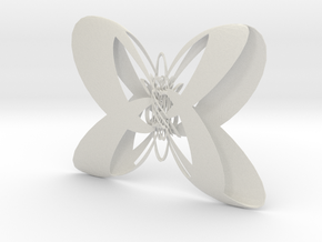 Pieridae in White Natural Versatile Plastic