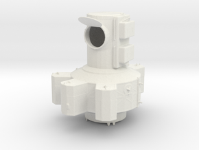 Quest Joint Airlock 1/72 International.Space.Stati in White Natural Versatile Plastic