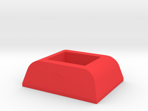 IMPRIMO - Full Version (Front Lock) in Red Processed Versatile Plastic
