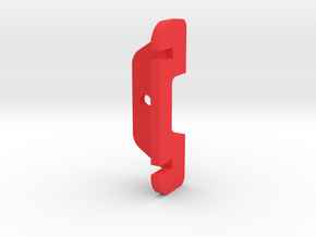 IMPRIMO - CF Version (Printable Side Panel) in Red Processed Versatile Plastic