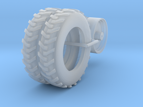 Gallenberg rock picker wheels in Smooth Fine Detail Plastic