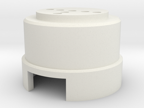 TGS-Neopixel Hilt Adapter in White Natural Versatile Plastic