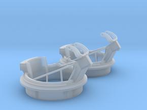 Best Detail 1/20 20mm Mount Mk-12 MOD 1 Set in Smooth Fine Detail Plastic