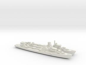 Comandanti Megalie d'oro x2 1/1800 in White Natural Versatile Plastic