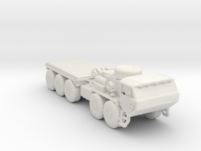 PLS M1120A4 285 scale in White Natural Versatile Plastic