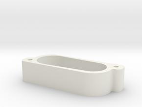 Toyzuki V2 Transfer Case Cover in White Premium Versatile Plastic