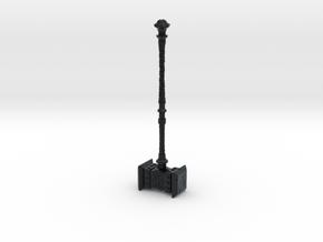 ACC-18-Hammer 7inch  MOTU in Black Hi-Def Acrylate