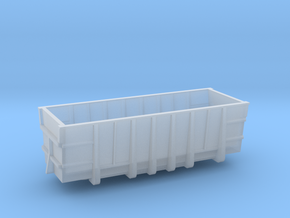 N scale BHP ore car 1 in Smooth Fine Detail Plastic