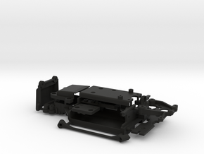 CHASSIS LIPO M_force in Black Natural Versatile Plastic