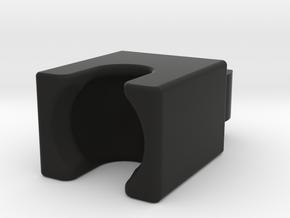 Mixel Socket w/ Clip in Black Natural Versatile Plastic