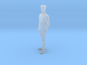 Printle V Homme 1391 - 1/72 - wob in Smooth Fine Detail Plastic