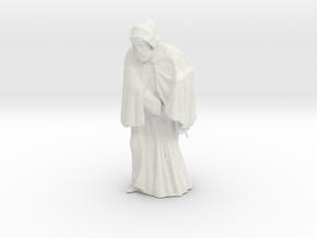 Printle V Homme 1393 - 1/24 - wob in White Natural Versatile Plastic