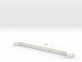 dim tool19 in White Processed Versatile Plastic