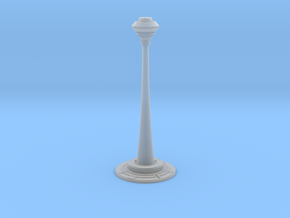 Tianjin Radio & TV Tower (1:2000) in Smooth Fine Detail Plastic