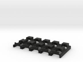 Hop-Up Adjuster for AASAS-01 (10 Count) in Black Natural Versatile Plastic