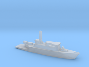 Gaeta class minehunter, 1/2400 in Smooth Fine Detail Plastic
