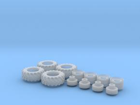 H0 1:87 Reifen 540/65 R28 in Smooth Fine Detail Plastic