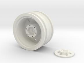 1.9 Wheel - Toyota 4 Runner in White Natural Versatile Plastic