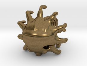 The dark energy Starfish craft in Natural Bronze