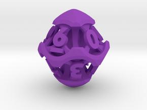 Chord d10 in Purple Processed Versatile Plastic