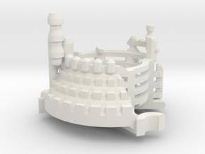 Graflex Master - Part3 - CC 1 in White Premium Versatile Plastic