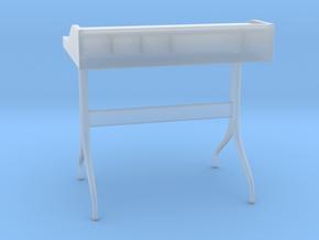 Miniature Vitra Home Desk - Vitra in Smooth Fine Detail Plastic: 1:12
