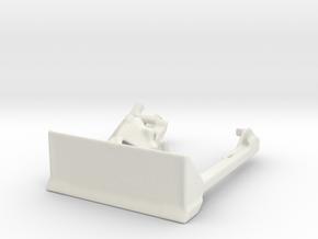 m4  sherman dozer 1/56 in White Natural Versatile Plastic