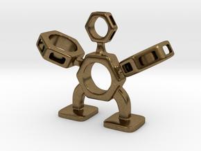 nut_boy / 11 in Natural Bronze