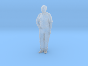 Printle C Homme 355 - 1/30 - wob in Smooth Fine Detail Plastic