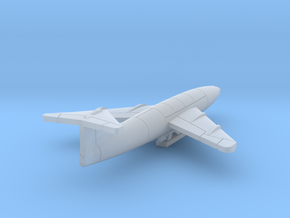 (1:285) DFS 346 in Smooth Fine Detail Plastic
