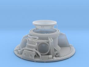 CM parachute compartment-splashdown version in Smooth Fine Detail Plastic