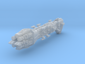 Earth Alliance Nova Dreadnought ACTA Scale in Smooth Fine Detail Plastic
