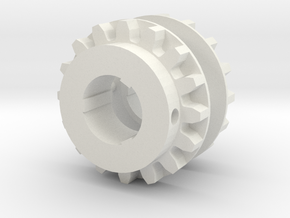 AZIMUTH THRUSTER - Thruster Gear V2.0 in White Strong & Flexible