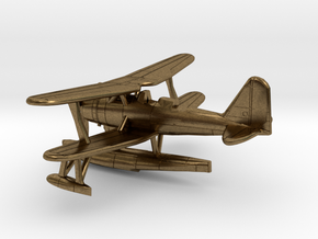 1/285 IJN Mitsubishi F1M2 'Pete' Type 0 Observatio in Natural Bronze